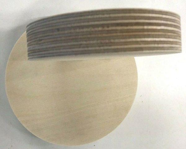 Runde Holzscheibe Holz Rund Birke Multiplexplatte Scheibe Multiplex Tischplatte