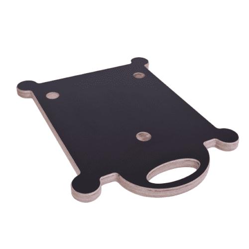 Gleitbrett Gleiter Slider für den Thermomix TM5 TM6 mundor tischplatten