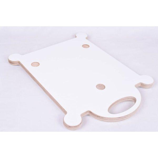 mundor tischplatten Gleitbrett weiß Gleiter Slider für den Thermomix TM5 TM6