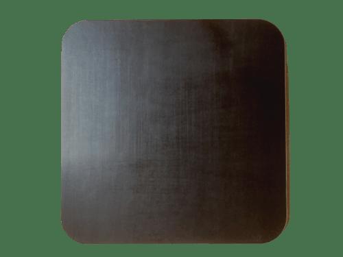Tischplatte 9-27mm Siebdruckplatte Radius Wetterbeständig gefast top