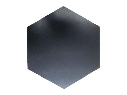 Tischplatte Sechseck 9-27mm Siebdruckplatte Hexagon Polygon