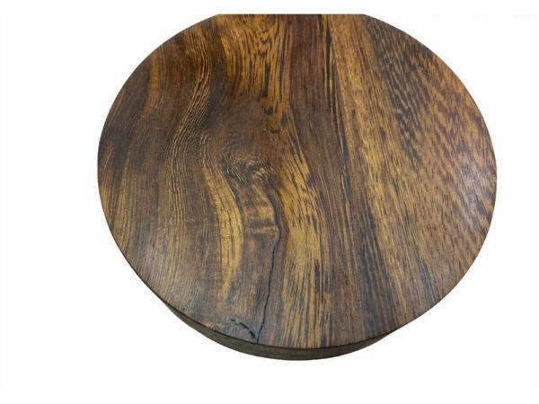 Runde Holzscheibe Rund Ronde Holz SENNA Platte Stärke 18mm Tischplatte massiv