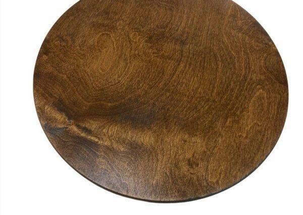Runde Holzscheibe Palisander Multiplex Tischplatte
